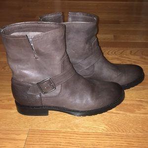 "Frye Shoes - ""Frye"" Natalie Short Engineer Boots"